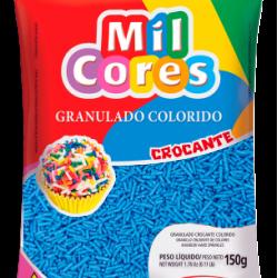 GRANULADO 150G AZUL MIL CORES