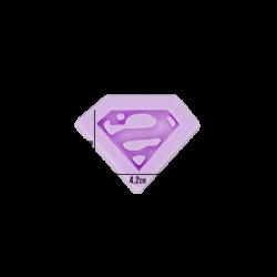 GMEZN1028 MOLDE DE SILICONE HEROI SUPERMAN 3CM