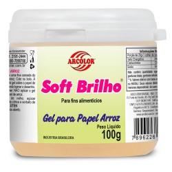 SOFT BRILHO 100G ARCOLOR