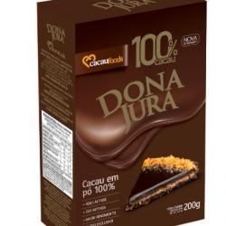 CACAU PO ALCALINO 200G CACAU FOODS