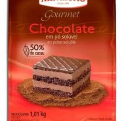 CHOCOLATE EM PO 50% CACAU 1,01KG MAVALERIO