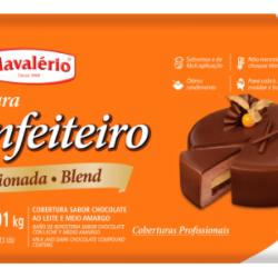 COBERTURA CONFEITEIRO BLEND 1K MAVALERIO