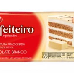 COBERTURA FRACIONADA CONFEITEIRO BRANCO 1,05KG HARALD