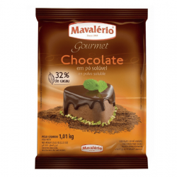 CHOCOLATE EM PO 32% CACAU1,01K MAVALERIO