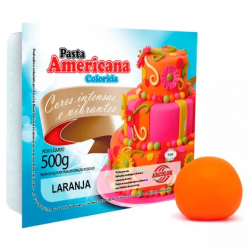 PASTA AMERICANA LARANJA 500G ARCOLOR