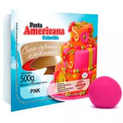 PASTA AMERICANA PINK 500G ARCOLOR