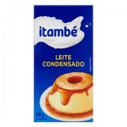 LEITE CONDENSADO CARTONADO 395G ITAMBE