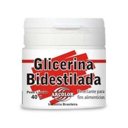 GLICERINA BIDESTILADA 40G ARCOLOR